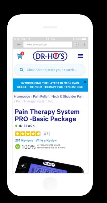 Vordik Project Case Study for DR HO's