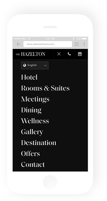 Vordik Project Case Study for Hazelton Hotel